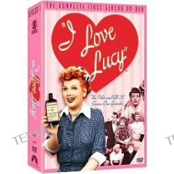 I Love Lucy: Complete First Season