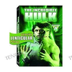 Incredible Hulk: Complete Fourth Season a.k.a. Incredible Hulk: the Complete Fourth Season