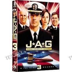 JAG - Season 3 a.k.a. JAG - The Third Seaso