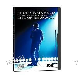 Jerry Seinfeld: I'm Telling You For the Last Time - Live on Broadway
