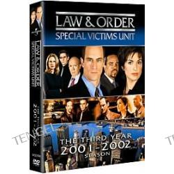 Law & Order Special Victims Unit - The Third Year