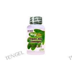 Vegan Zinc Lozenges by VegLife