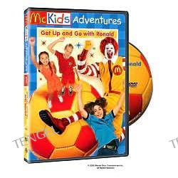 McKids Adventure: Get Up and Go with Ronald
