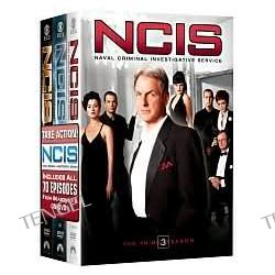 Ncis: Three Season Pack