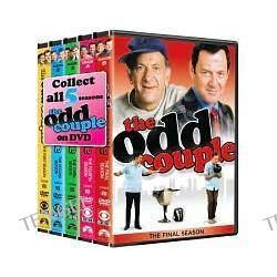 Odd Couple: Complete Series Pack a.k.a. Odd Couple: Complete Series Pack (20pc) / (Full)