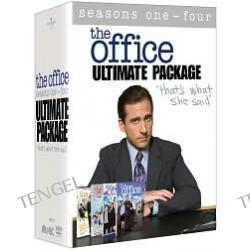Office: Seasons 1-4 a.k.a. Office: Seasons 1-4