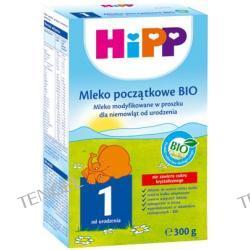 Mleko modyfikowane HiPP 1 BIO