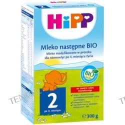 Mleko modyfikowane HiPP 2 BIO