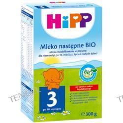 Mleko modyfikowane HiPP 3 BIO