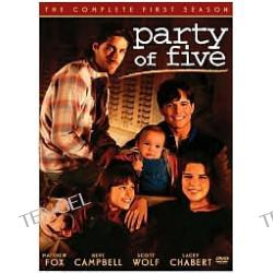 Party of Five: the Complete First Season