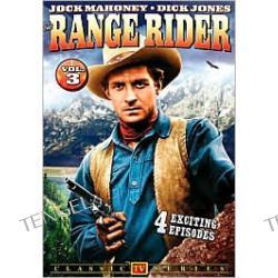 Range Rider 3 a.k.a. Range Rider 3 / (B&W)