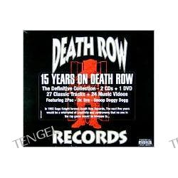 15 Years on Death Row EXPLICIT LYRICS CD - Digi-Pak / Bonus DVD Learn more