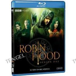 Robin Hood: Season One (4pc) / (Ws Ac3 Dol)