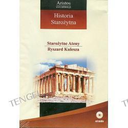Historia Starożytna. Starożytne Ateny, numer 4 - książka audio na 1 CD