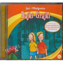 Jaś i Małgosia - książka audio na 1 CD