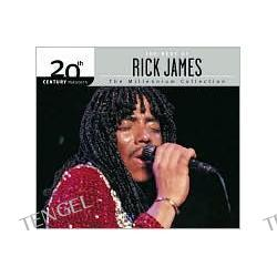 Rick james sprawd 20th century masters the millennium collection the best of rick james rick james fandeluxe Choice Image