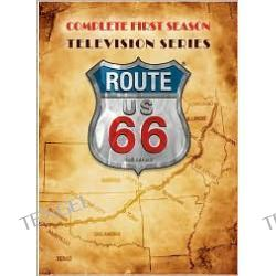 Route 66: Season One - Complete Collection (8pc)