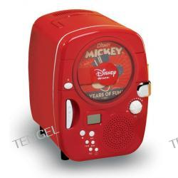 Disney – Chłodziarka z odtwarzaczem CD 667