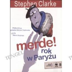 Merde! Rok w Paryżu. Książka audio CD MP3