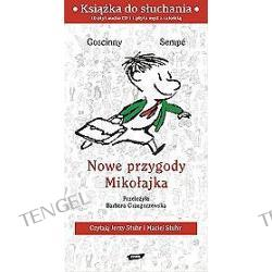 Nowe przygody Mikołajka. Książka audio na 10 CD i mp3