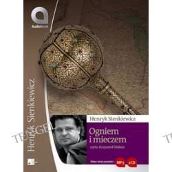 Ogniem i mieczem - książka audio na 1 CD (format mp3)