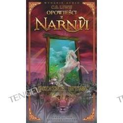 Opowieści z Narnii - Ostatnia bitwa - ksiązka audio na 4 CD