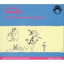Pinokio - ksiązka audio na 4 CD