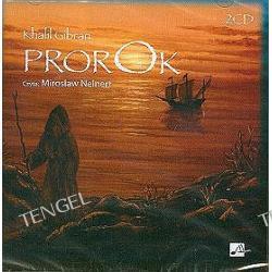 Prorok - książka audio na 2 CD