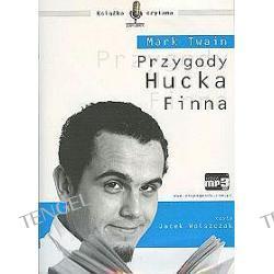 Przygody Hucka Finna - książka audio na CD (format mp3)