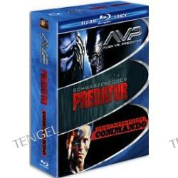 Muscle 3 Pack Blu-Ray a.k.a. Muscle 3-Pack