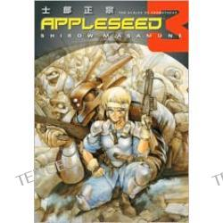Appleseed, Volume 3: The Scales of Prometheus