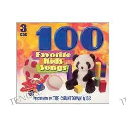 100 Favorite Kids Songs [2005]