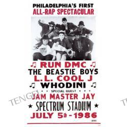 Run DMC, The Beastie Boys, LL Cool J,and Whodini- Philadelphia's First All Rap Spectacular