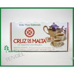 Cruz de Malta - Teabags - 50 units