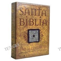 Biblia Compacta: Version Reina-Valera 1960 (RVR), piel elaborada negra (Compact Bible, black bonded leather)