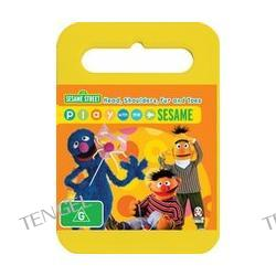 Sesame Street - Play With Me Sesame: Head Shoulders Fur And Toes DVD