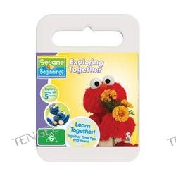 Sesame Street - Sesame Beginnings: Exploring Together DVD