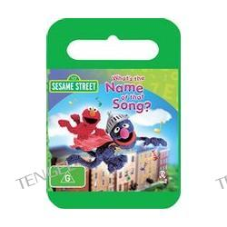 Sesame Street - What's The Name Of That Song? DVD