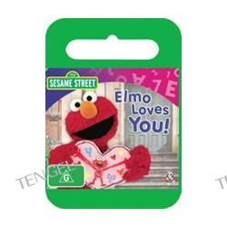 Sesame Street: Elmo Loves You DVD