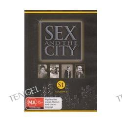 Sex And The City - Season 1 (New Pkg) DVD