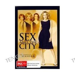 Sex and the City - Season 4 DVD