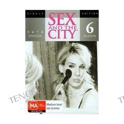 Sex and the City - Singles Season 6 Disc 2 DVD
