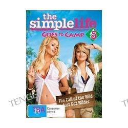 The Simple Life - Season 5 - The Simple Life Goes To Camp DVD
