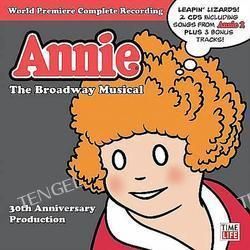Annie:broadway Musical (Ost)  (2008)