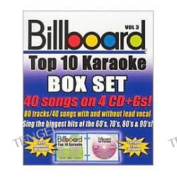 Billboard Top 10 Karaoke, Vol. 3