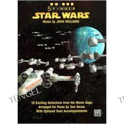 5 Finger Star Wars: 10 Exciting Selections from the Movie Saga: Arranged for Piano with Optional Duet Accompaniments