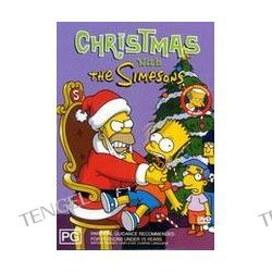 The Simpsons - Christmas With The Simpsons DVD
