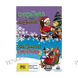 The Simpsons - Christmas With The Simpsons / Simpsons Xmas 2 DVD