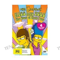 The Simpsons - Kiss And Tell DVD