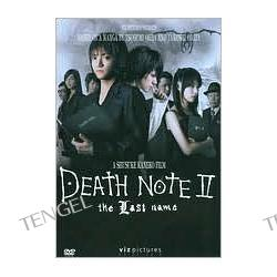 Death Note 2: The Last Name a.k.a. Death Note 2: The Last Name, Death Note: The Last Name, Desu Notu: The Last Name